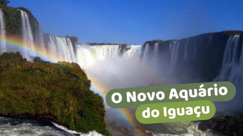 AquaFoz: Futuro aquário do Iguaçu